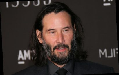 People Love Keanu Reeves So Much That There Is Now a Song About Him