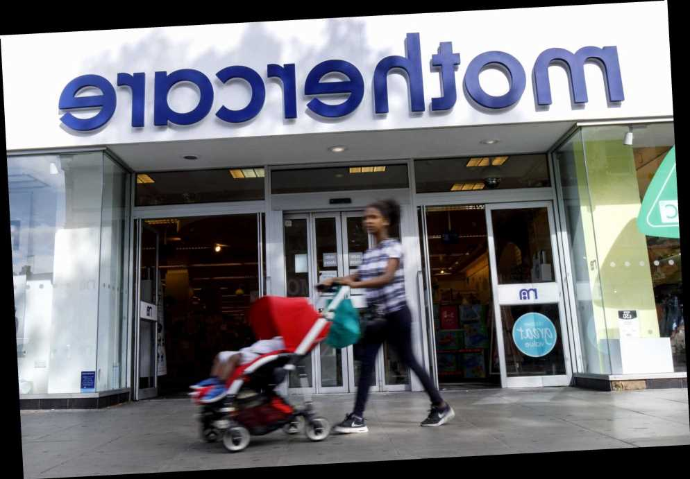 Mothercare customers urged to spend vouchers as retailer goes into administration – your rights to a refund