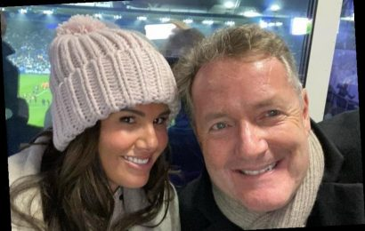 Piers Morgan tells Rebekah Vardy he'll 'repair her public image' as she admits strain since Wagatha Christie – The Sun