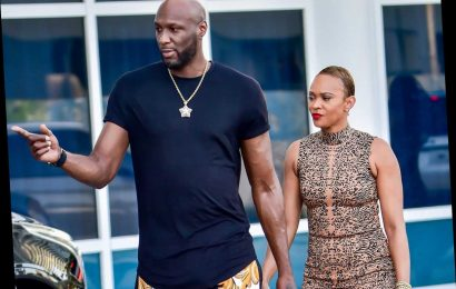 Lamar Odom slammed by son over engagement news as family 'don't approve' of his fiancee Sabrina Parr – The Sun
