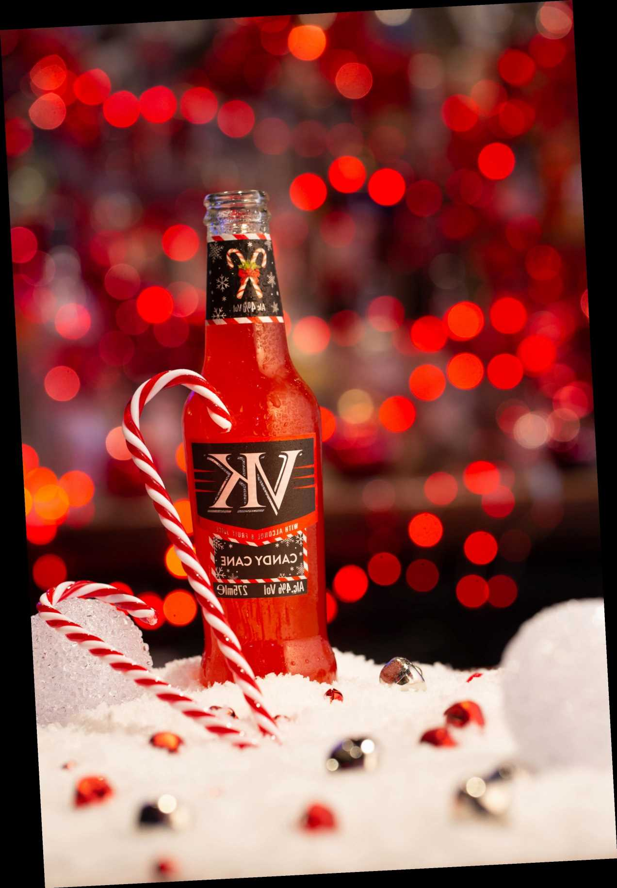 B&M, Asda and Tesco are selling new CANDY CANE flavoured VK – The Sun