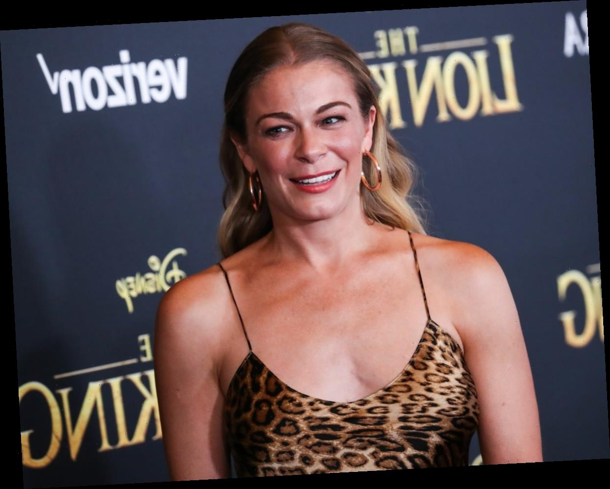 LeAnn Rimes says she was 'running from a lot of trauma' when she sought help in 2012