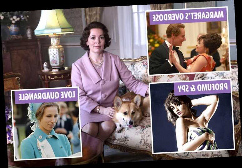 From sordid sex to suicide & spies — The Crown's 10 most controversial moments from season three – The Sun
