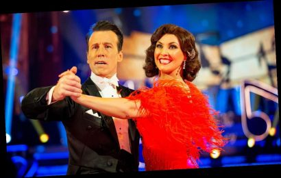 Anton du Beke buys Strictly partner Emma Barton a copy of his new book for Christmas