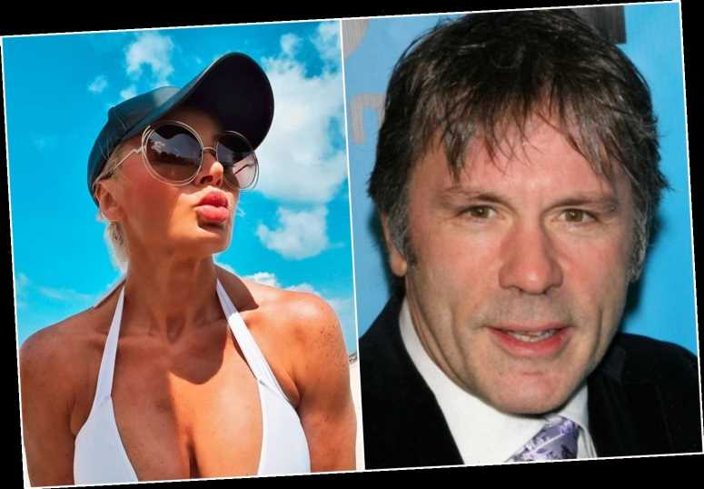 Iron Maiden frontman could face £90m divorce 'after leaving wife of 29 years and moving in with younger fan'