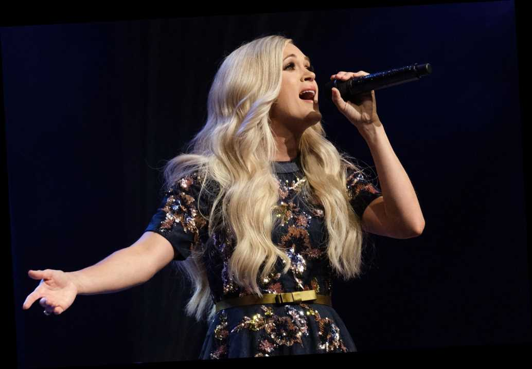 CMA Awards 2019: Carrie Underwood, Highwomen Set for All-Star Opening Performance