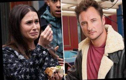 EastEnders spoilers: Dotty clashes with Martin Fowler as Bex and Sonia tire of his angry behaviour