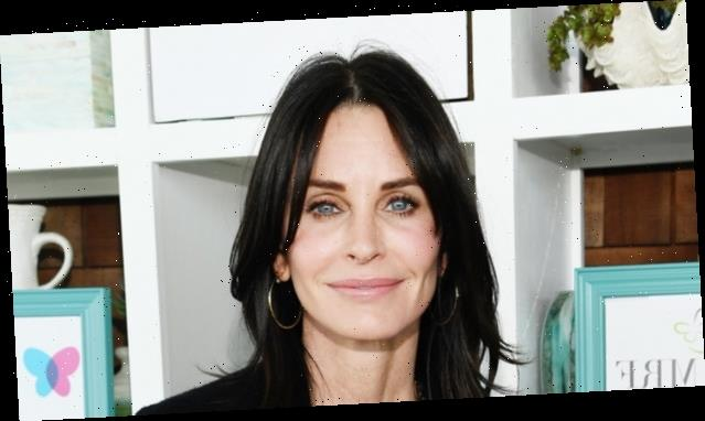 Courteney Cox Paid Tribute toScream 3in the Best Way