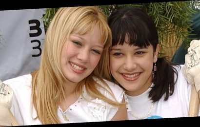Hilary Duff Responds to Question About Lalaine's Return to 'Lizzie McGuire'