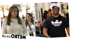 Caitlyn Jenner and Ian Wright touch down in Australia ahead of I'm A Celebrity