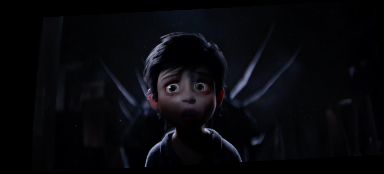Watch: A Grieving Boy is Chased by Monsters in Award-Winning Animated Horror Short 'La Noria'