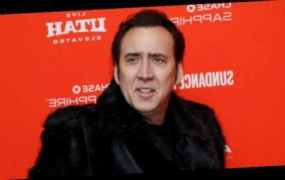 Nicolas Cage to Play Himself in 'The Unbearable Weight of Massive Talent'