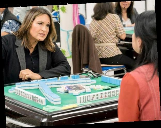 This Is Why You Never Mess With Law & Order: SVU's Benson