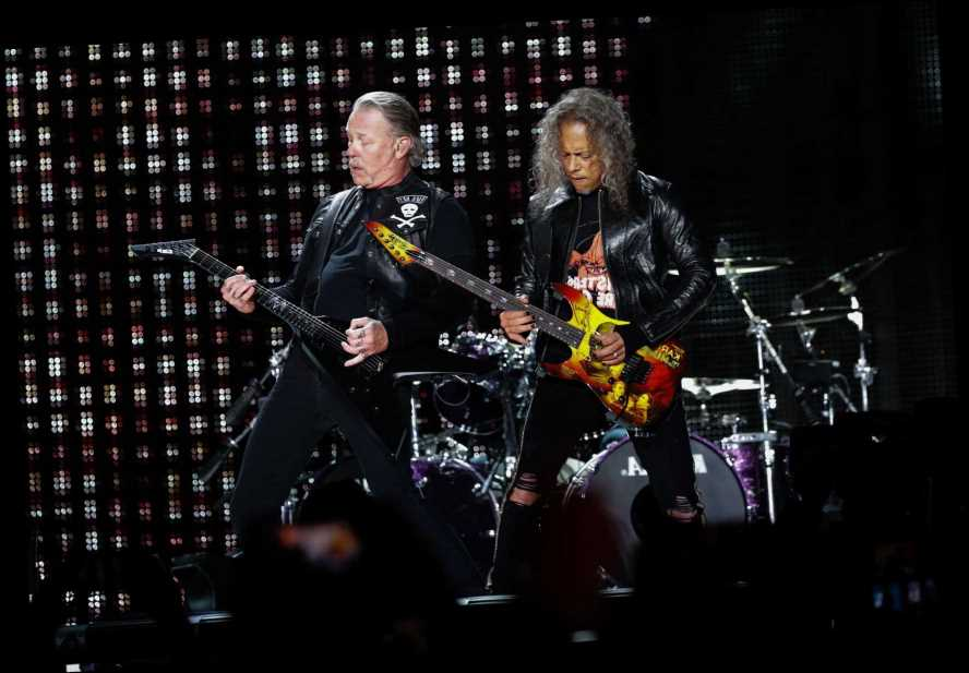 Metallica Donates $100,000 to California Wildfire Relief Efforts