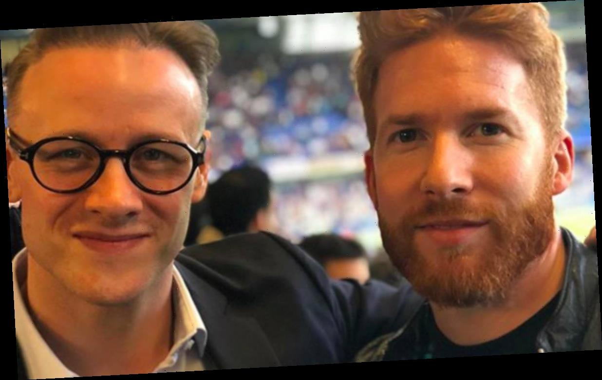 Strictly's Neil Jones reveals what was said backstage before Kevin Clifton replaced him for second time