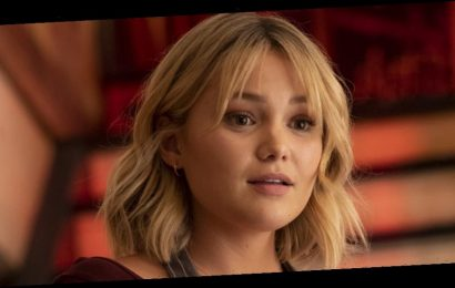 Olivia Holt's 'Turkey Drop' Movie Is Premiering on Saturday – See All The New Pics Now!