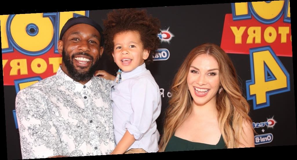 Stephen 'tWitch' Boss & Allison Holker Welcome Baby Girl!
