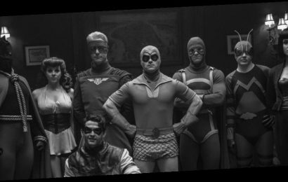 'Watchmen' Reveals the First Superhero Team Ever With Official Minutemen Image