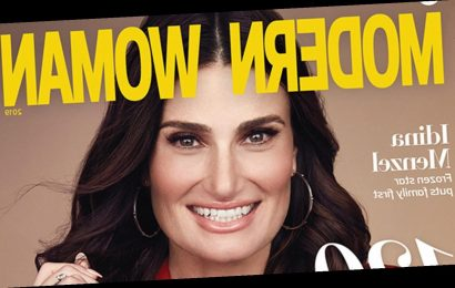'Frozen' star Idina Menzel talks work, family and embracing every day