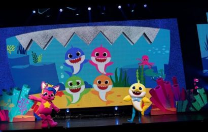 'Baby Shark Live!' might be swimming to a theater near you this spring