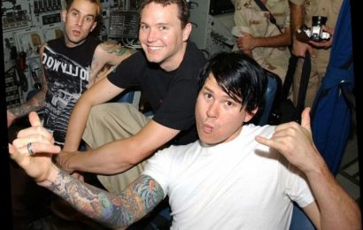 Blink-182's 'The Mark, Tom And Travis Show' Returns To Streaming Services