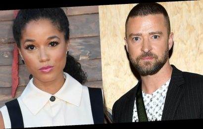 Justin Timberlake, Alisha Wainwright seen leaving the same trailer after being spotted holding hands