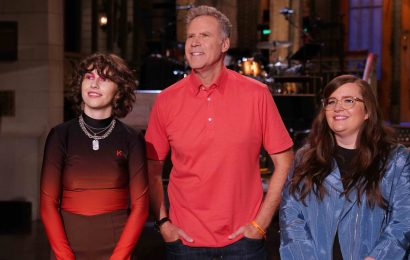 What's on TV Saturday: Will Ferrell on 'S.N.L.' and 'The Feed'