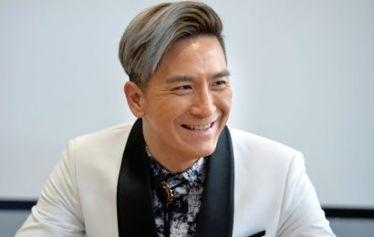 Kenneth Ma's standing rises after he is placed in super prime spot for TVB photo-taking