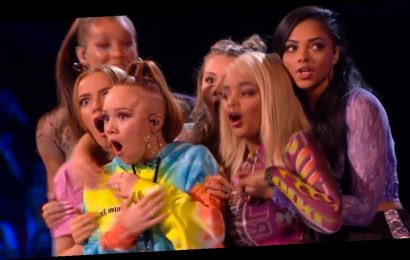 X Factor: The Band girl group Real Like You crowned winners during live final
