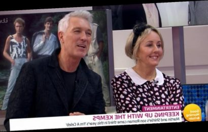 Martin Kemp volunteers for I'm A Celeb 2020 after watching Roman in the jungle