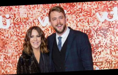 Caroline Flack thanks Iain Stirling for support after her Love Island exit