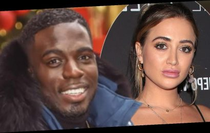 Love Island's Georgia Harrison and Marcel Somerville tell fans to donate to charity instead of buying Christmas presents