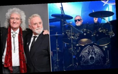 Queen drummer Roger Taylor made an OBE in New Year Honours list following Brian May CBE