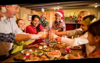 'Modern' item five million Brits are planning to serve with Christmas Dinner