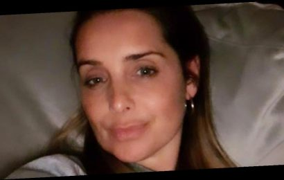 Louise Redknapp wows with make-up free selfie amid Christmas celebrations