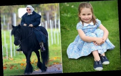 Princess Charlotte has asked for a pony for Christmas