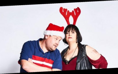 Gavin & Stacey Christmas special ratings through the roof as millions tuned in