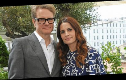 Colin Firth separates from wife of 22 years Livia Giuggioli