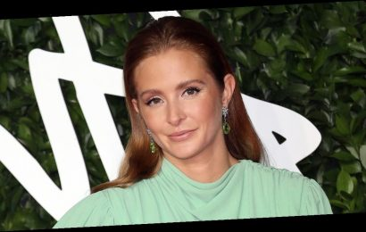 Millie Mackintosh reveals which shoes she can't live without while pregnant – EXCLUSIVE