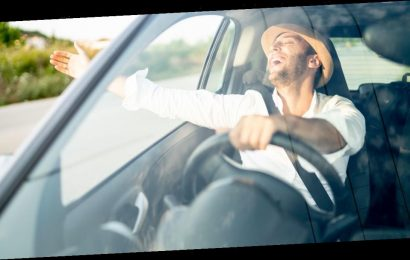 You could get fined £5,000 for singing loudly in your car, experts say