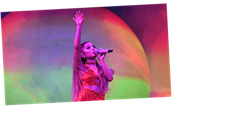 Ariana Grande Releases New Live Album As Sweetener Tour Concludes