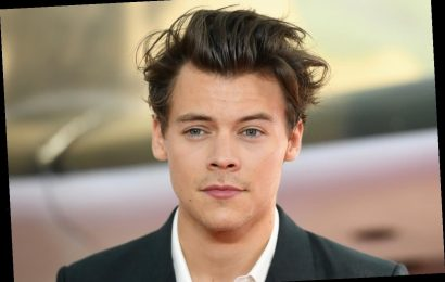 "Harry Styles' ""Adore You"" Trailer Literally Looks Like A Fantasy Movie"