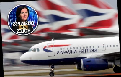 BA hires 300 Thomas Cook workers including pilots, cabin crew and apprentices