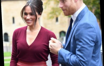 Where did the Duke & Duchess of Sussex spend the Thanksgiving holiday?