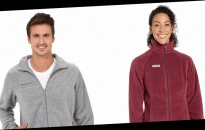 Get His and Hers Columbia Fleeces This Holiday Season — Over 50% Off!