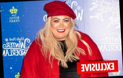 Gemma Collins reveals secret to 3st weight loss is storing her food shop in the boot of her car – The Sun