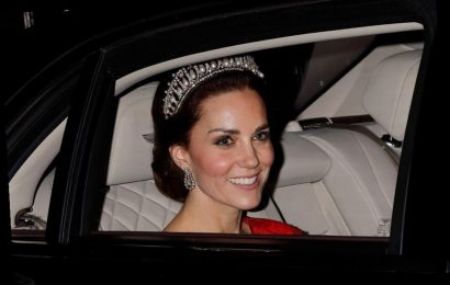 Why Kate Middleton Only Has a Few Opportunities to Wear a Tiara