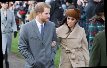 The 1 Shocking Word on Prince Harry and Meghan Markle's Christmas Card You Probably Didn't Notice