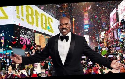 Why Steve Harvey's New Year's Eve 2020 Outfit May Break the Internet