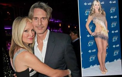 Dancing on Ice star Caprice Bourret secretly marries long-term millionaire boyfriend – The Sun